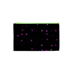 Awesome Allover Stars 02d Cosmetic Bag (XS)