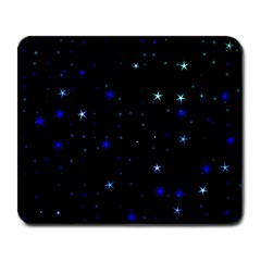 Awesome Allover Stars 02 Large Mousepads