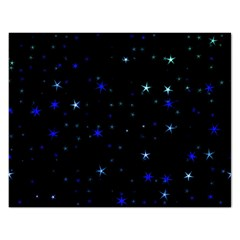 Awesome Allover Stars 02 Rectangular Jigsaw Puzzl