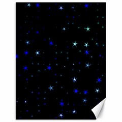 Awesome Allover Stars 02 Canvas 18  x 24