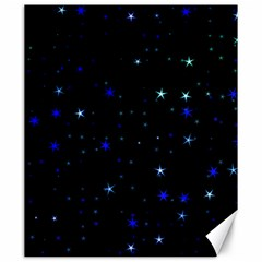 Awesome Allover Stars 02 Canvas 20  x 24