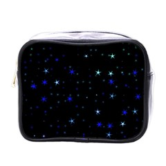 Awesome Allover Stars 02 Mini Toiletries Bags