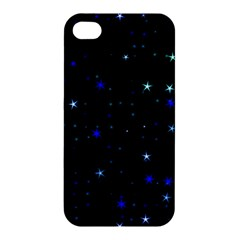 Awesome Allover Stars 02 Apple iPhone 4/4S Hardshell Case