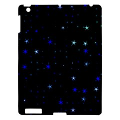 Awesome Allover Stars 02 Apple iPad 3/4 Hardshell Case