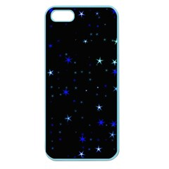 Awesome Allover Stars 02 Apple Seamless iPhone 5 Case (Color)