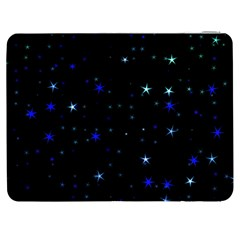 Awesome Allover Stars 02 Samsung Galaxy Tab 7  P1000 Flip Case
