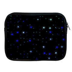 Awesome Allover Stars 02 Apple iPad 2/3/4 Zipper Cases