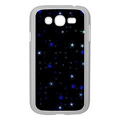Awesome Allover Stars 02 Samsung Galaxy Grand DUOS I9082 Case (White)