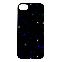 Awesome Allover Stars 02 Apple iPhone 5S/ SE Hardshell Case