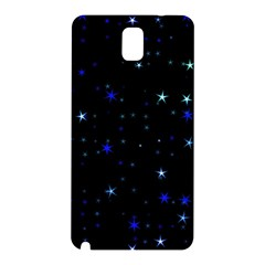 Awesome Allover Stars 02 Samsung Galaxy Note 3 N9005 Hardshell Back Case