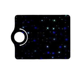 Awesome Allover Stars 02 Kindle Fire HD (2013) Flip 360 Case