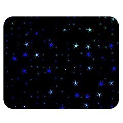 Awesome Allover Stars 02 Double Sided Flano Blanket (Medium)