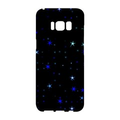 Awesome Allover Stars 02 Samsung Galaxy S8 Hardshell Case