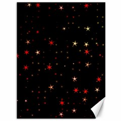 Awesome Allover Stars 02b Canvas 36  x 48