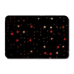 Awesome Allover Stars 02b Plate Mats