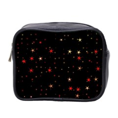 Awesome Allover Stars 02b Mini Toiletries Bag 2-Side