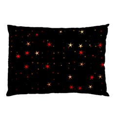 Awesome Allover Stars 02b Pillow Case (Two Sides)