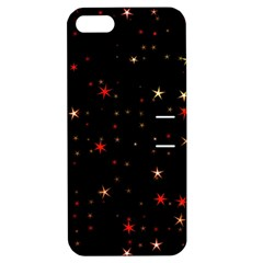 Awesome Allover Stars 02b Apple iPhone 5 Hardshell Case with Stand