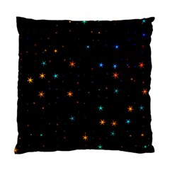 Awesome Allover Stars 02e Standard Cushion Case (One Side)