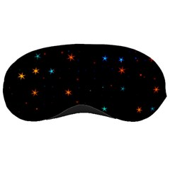 Awesome Allover Stars 02e Sleeping Masks