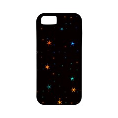 Awesome Allover Stars 02e Apple iPhone 5 Classic Hardshell Case (PC+Silicone)