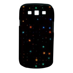 Awesome Allover Stars 02e Samsung Galaxy S III Classic Hardshell Case (PC+Silicone)