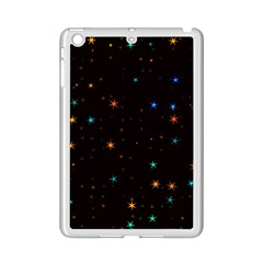 Awesome Allover Stars 02e iPad Mini 2 Enamel Coated Cases