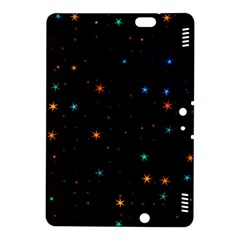Awesome Allover Stars 02e Kindle Fire HDX 8.9  Hardshell Case