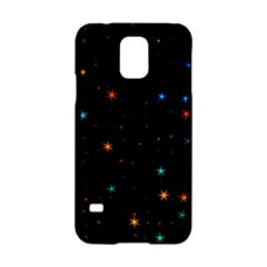 Awesome Allover Stars 02e Samsung Galaxy S5 Hardshell Case