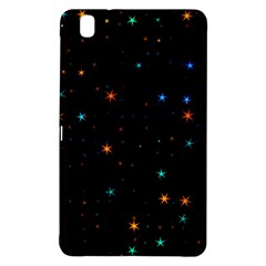 Awesome Allover Stars 02e Samsung Galaxy Tab Pro 8.4 Hardshell Case