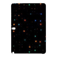 Awesome Allover Stars 02e Samsung Galaxy Tab Pro 12 2 Hardshell Case