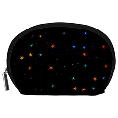 Awesome Allover Stars 02e Accessory Pouches (Large)