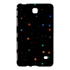 Awesome Allover Stars 02e Samsung Galaxy Tab 4 (7 ) Hardshell Case