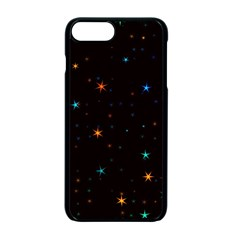 Awesome Allover Stars 02e Apple iPhone 7 Plus Seamless Case (Black)