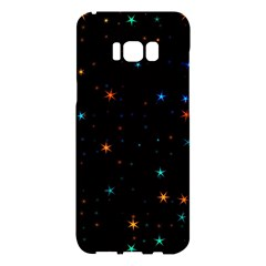 Awesome Allover Stars 02e Samsung Galaxy S8 Plus Hardshell Case