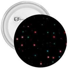 Awesome Allover Stars 02f 3  Buttons