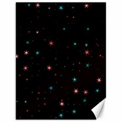 Awesome Allover Stars 02f Canvas 18  x 24
