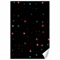 Awesome Allover Stars 02f Canvas 20  x 30