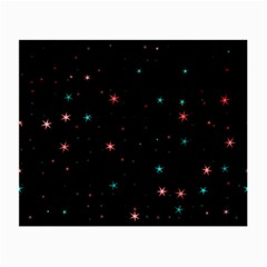 Awesome Allover Stars 02f Small Glasses Cloth (2-Side)