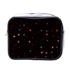 Awesome Allover Stars 02f Mini Toiletries Bags