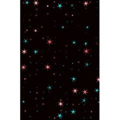 Awesome Allover Stars 02f 5.5  x 8.5  Notebooks