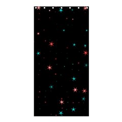 Awesome Allover Stars 02f Shower Curtain 36  x 72  (Stall)