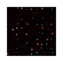 Awesome Allover Stars 02f Acrylic Tangram Puzzle (6  x 6 )