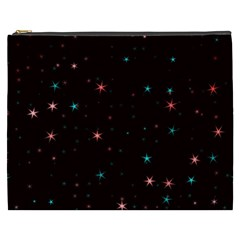 Awesome Allover Stars 02f Cosmetic Bag (XXXL)