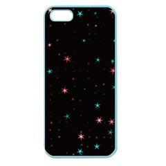 Awesome Allover Stars 02f Apple Seamless iPhone 5 Case (Color)