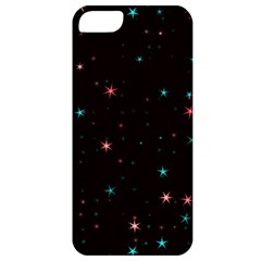 Awesome Allover Stars 02f Apple iPhone 5 Classic Hardshell Case