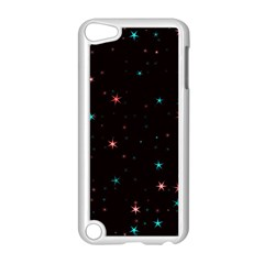 Awesome Allover Stars 02f Apple iPod Touch 5 Case (White)