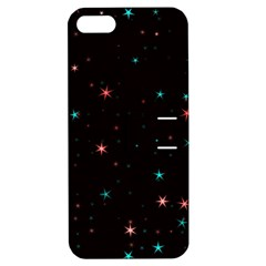 Awesome Allover Stars 02f Apple iPhone 5 Hardshell Case with Stand