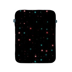 Awesome Allover Stars 02f Apple iPad 2/3/4 Protective Soft Cases