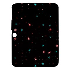 Awesome Allover Stars 02f Samsung Galaxy Tab 3 (10.1 ) P5200 Hardshell Case